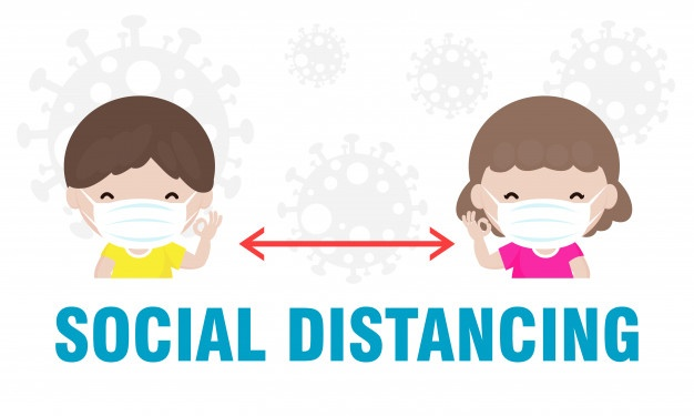 Why Social Distancing in important?