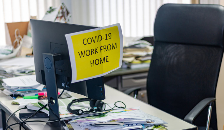 Work from Home during covid 19